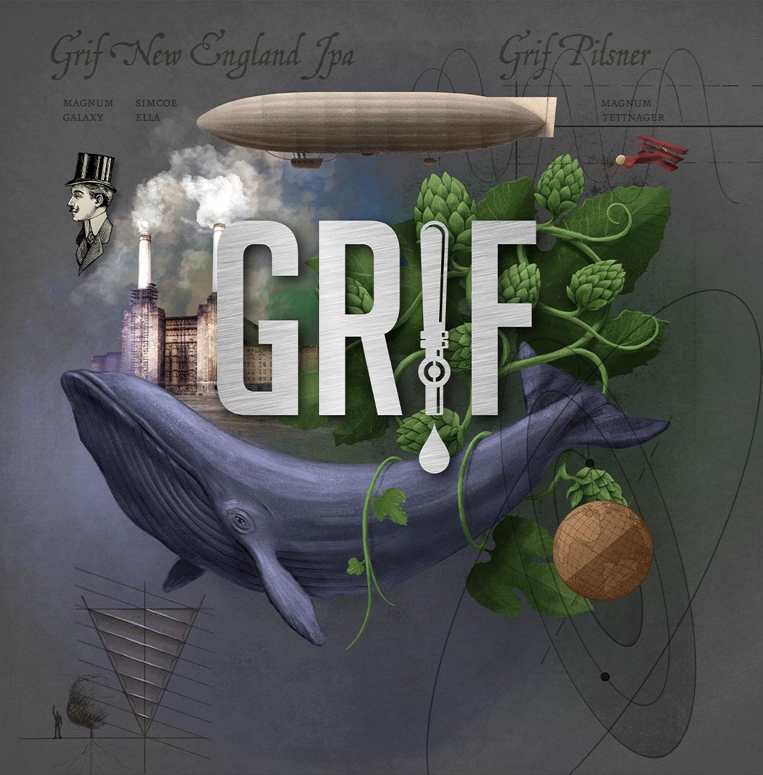 GRIF-Mural